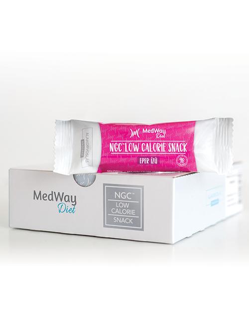 15 darab MedWay Diet szelet - epres