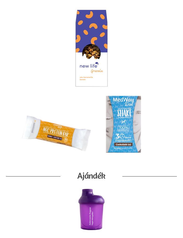Csokis reggeli csomag