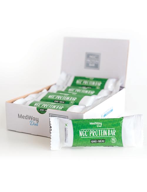 15 darab MedWay Diet protein szelet - almás-fahéjas ízű