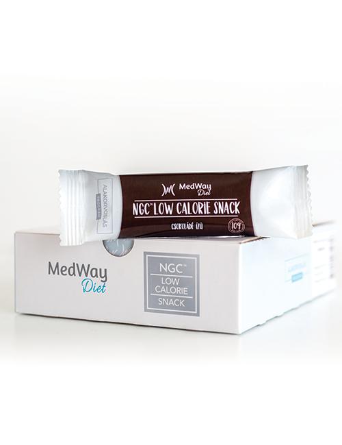 15 darab MedWay Diet szelet - csokis